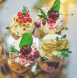 event and party photography - cupcakes