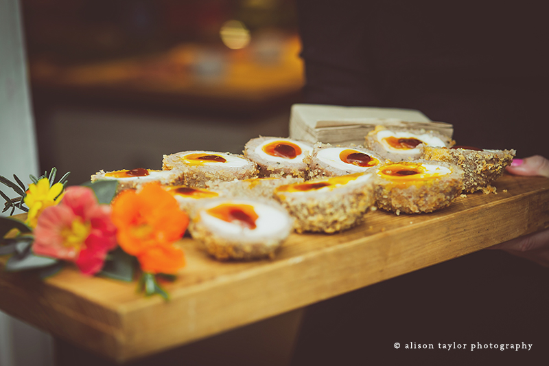 hors d'oeuvres for wedding reception
