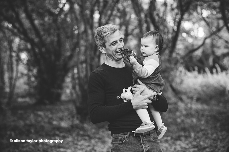 Family photo session at Stoke Park in bristol